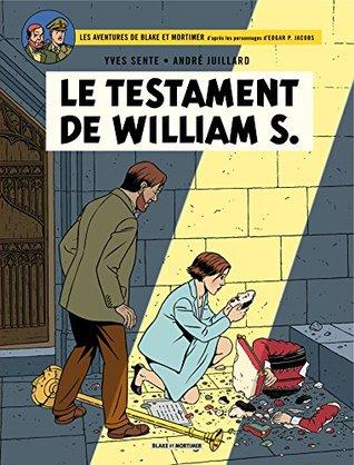 Le Testament de William S. by Yves Sente