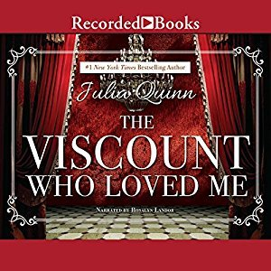 Audiobook cover for The Viscount Who Loved Me