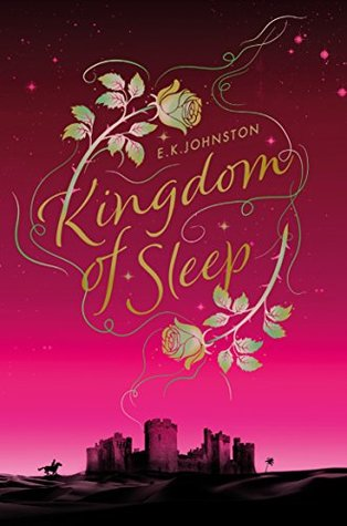 Kingdom of Sleep (A Thousand Nights, #2)