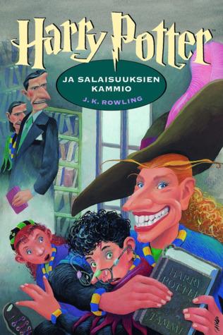 Harry Potter ja salaisuuksien kammio (Harry Potter, #2)