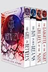 The Girl In Between series: Books 1-4
