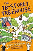 The 78-Storey Treehouse (Treehouse, #6)