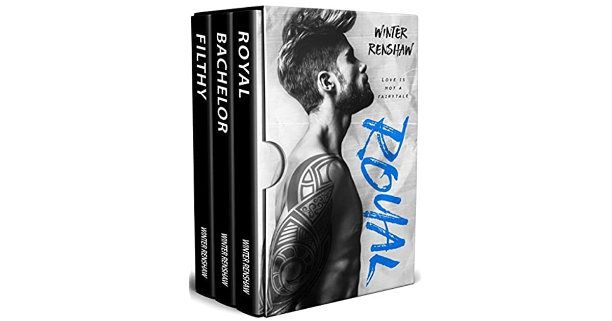 The Complete Rixton Falls Series By Winter Renshaw