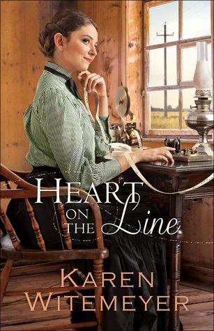 Heart on the Line (Ladies of Harper's Station, #2)