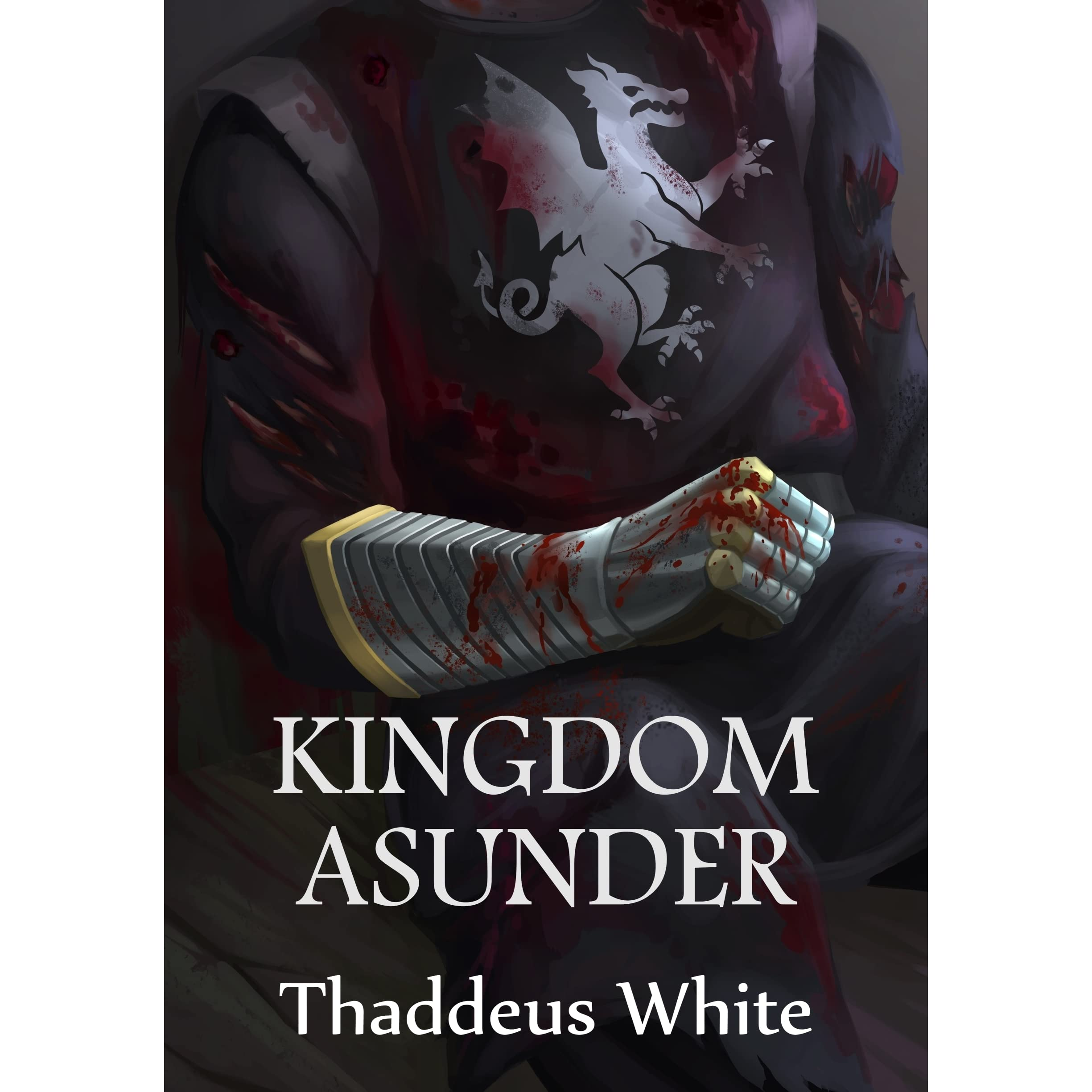 Kingdom Manga Goodreads: Kingdom Asunder (The Bloody Crown Trilogy #1) By Thaddeus