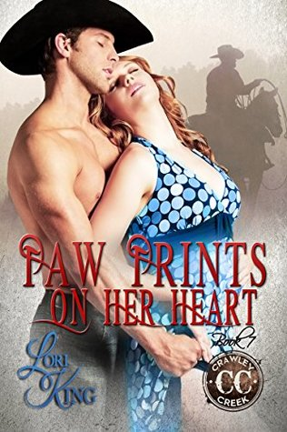 Paw Prints on Her Heart (Crawley Creek #7)