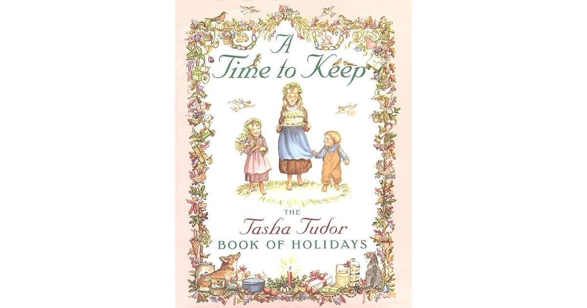 Tasha Tudor Calendar 2019 The Story Of 12-Month