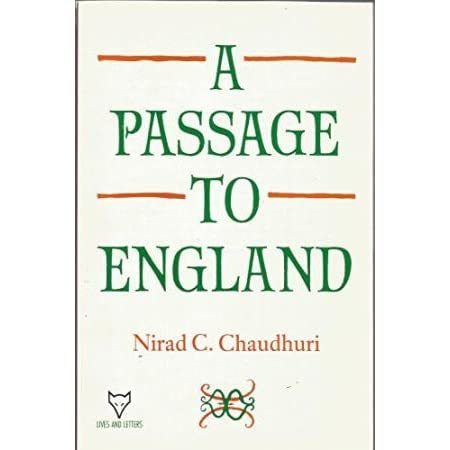nirad c chaudhuri essays A chapter of the book postcolonial cultures & literatures: modernity & the (un)commonwealth that examines nirad c chaudhuri's works and his book a passage to england, is presented it presents an analysis of the consequences of the process wherein chaudhuri, one of india's writers of.