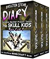 Minecraft Diary of a Zombie Hunter Player Team 'The Skull Kids' - Collection 1 - Books 1, 2, and 3: Unofficial Minecraft Books for Kids, Teens, & Nerds ... Mobs Series Diaries - Bundle Box Sets 4)
