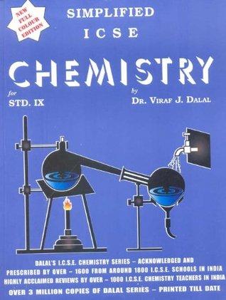 Simplified ICSE Chemistry - 9 by Viraf J  Dalal