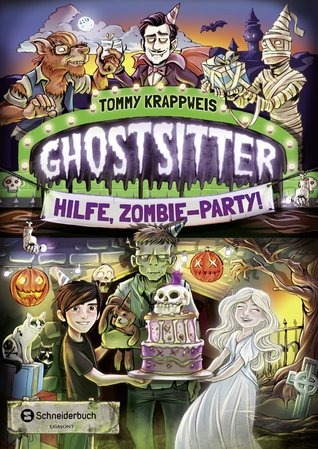 Hilfe, Zombie-Party!
