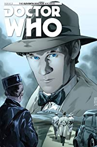 Doctor Who: The Eleventh Doctor Archives #17 - As Time Goes By #4