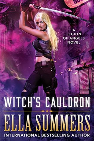 Witch's Cauldron by Ella Summers