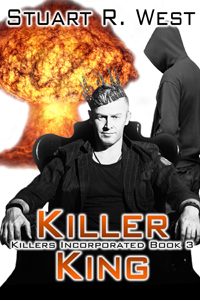 Killer King (Killers Incorporated, #3)
