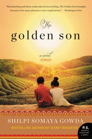 The Golden Son by Shilpi Somaya Gowda