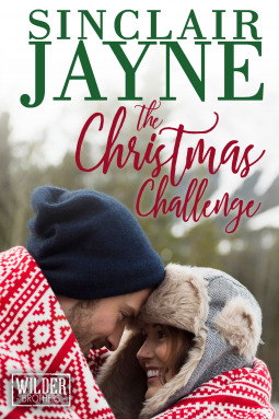 The Christmas Challenge by Sinclair Jayne