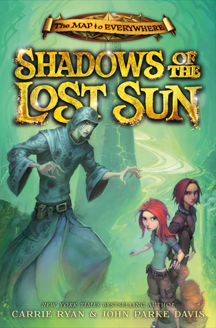 Shadows of the Lost Sun (The Map to Everywhere, #3)