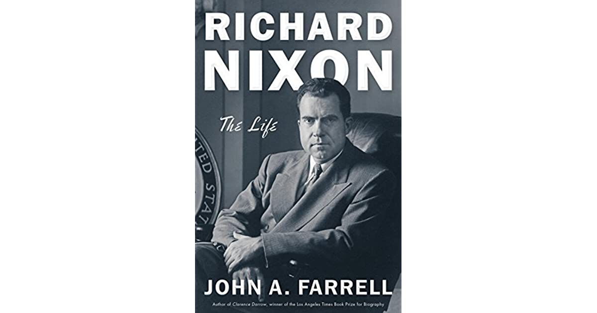 an introduction to the life of richard nixon Show students a documentary about the life of richard nixon richard nixon lesson plan related study materials introduction to statistics.