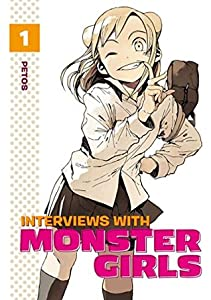 Interviews with Monster Girls, Vol. 1