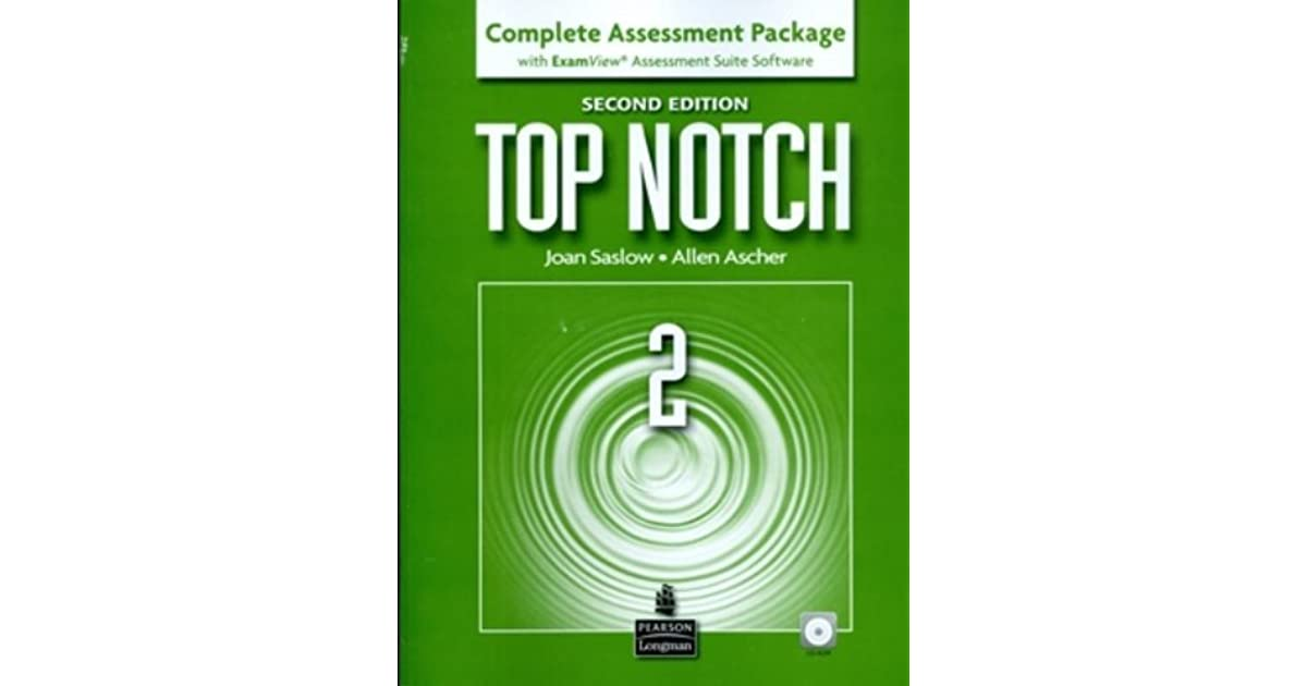 Top Notch 2: Complete Assessment Package with ExamView