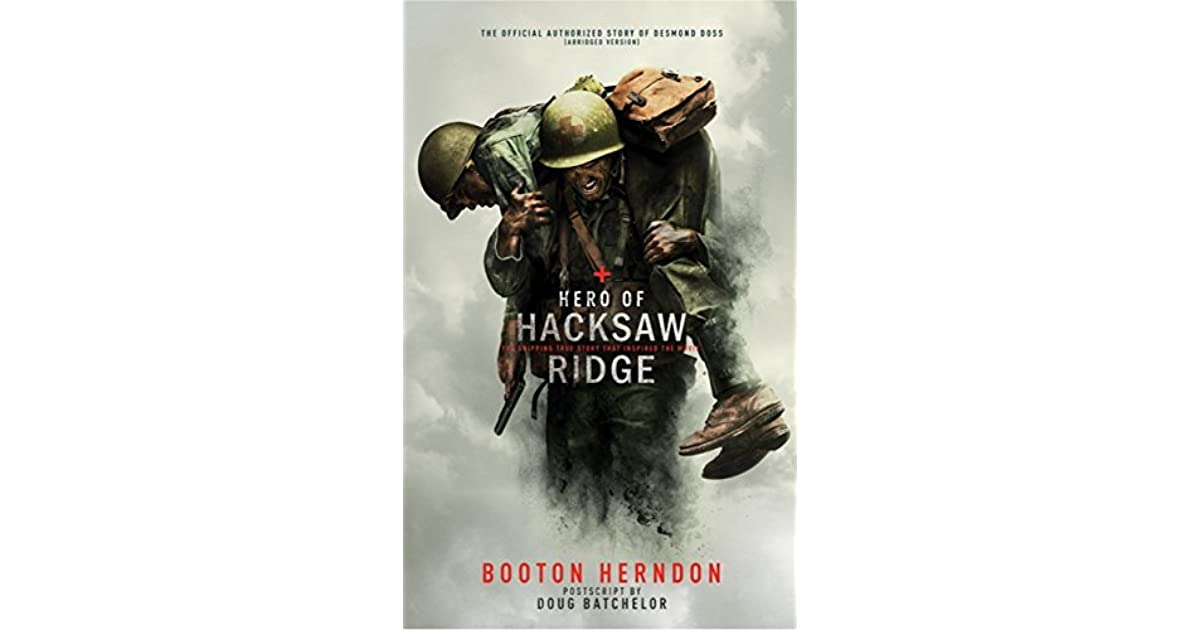 Redemption At Hacksaw Ridge By Booton Herndon