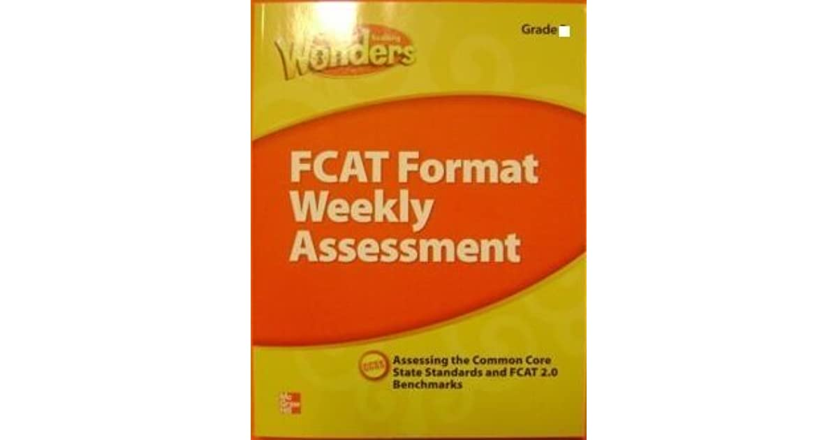 McGraw Hill Reading Wonders Weekly Assessment Grade 5 ...