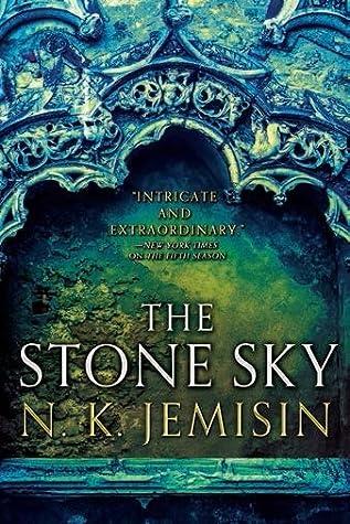 The Stone Sky (The Broken Earth, #3)