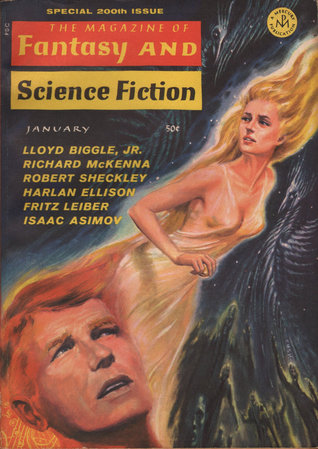 The Magazine of Fantasy and Science Fiction, January 1968 (The Magazine of Fantasy & Science Fiction, #200)