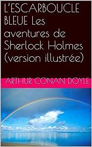 L'ESCARBOUCLE BLEUE Les aventures de Sherlock Holmes