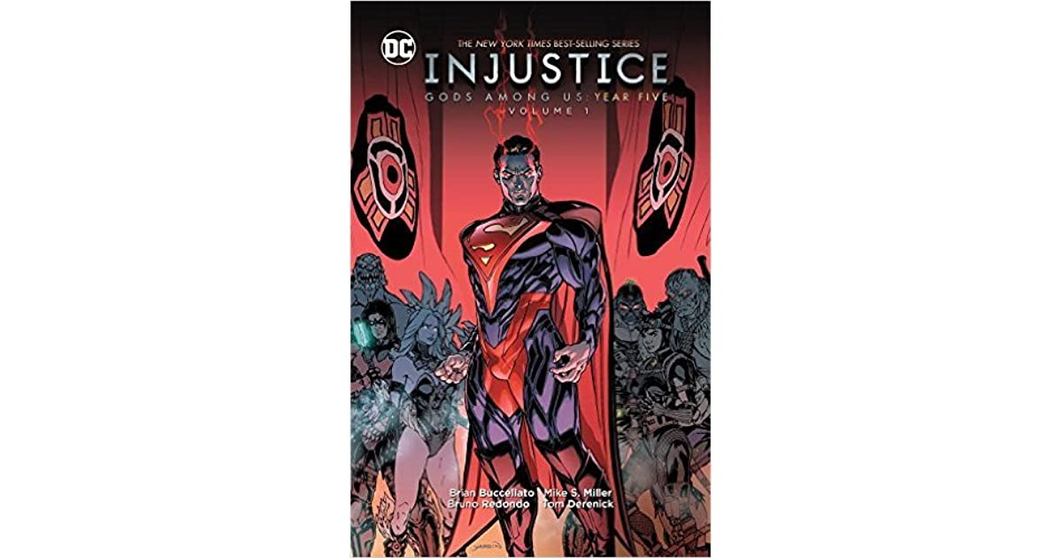 Injustice: Gods Among Us: Year Five, Vol  1 by Brian Buccellato