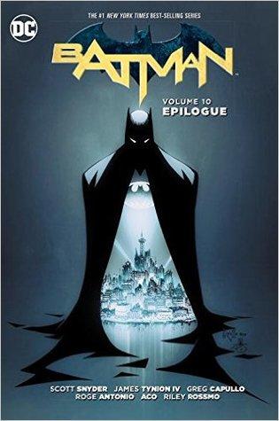 Batman, Volume 10: Epilogue