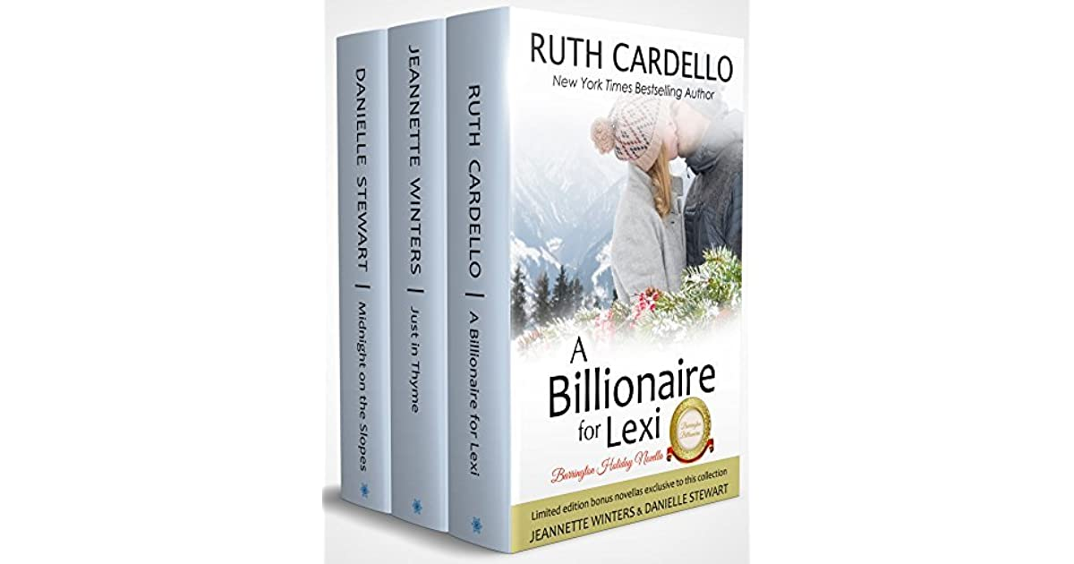 3fe05c1818271 A Billionaire For Lexi by Ruth Cardello