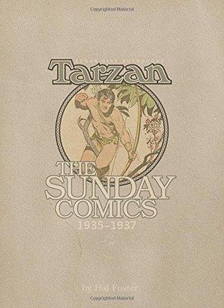 Edgar Rice Burroughs' Tarzan: The Sunday Comics, Volume 3: 1935-1937