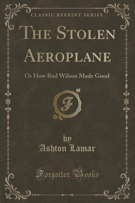 The Stolen Aeroplane:  How Bud Wilson Made Good (The Aeroplane Boys Series Book 2)