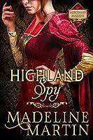 Highland Spy (The Mercenary Maidens #1)