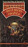 Book cover for Red Iron Nights (Garrett P.I., #6)