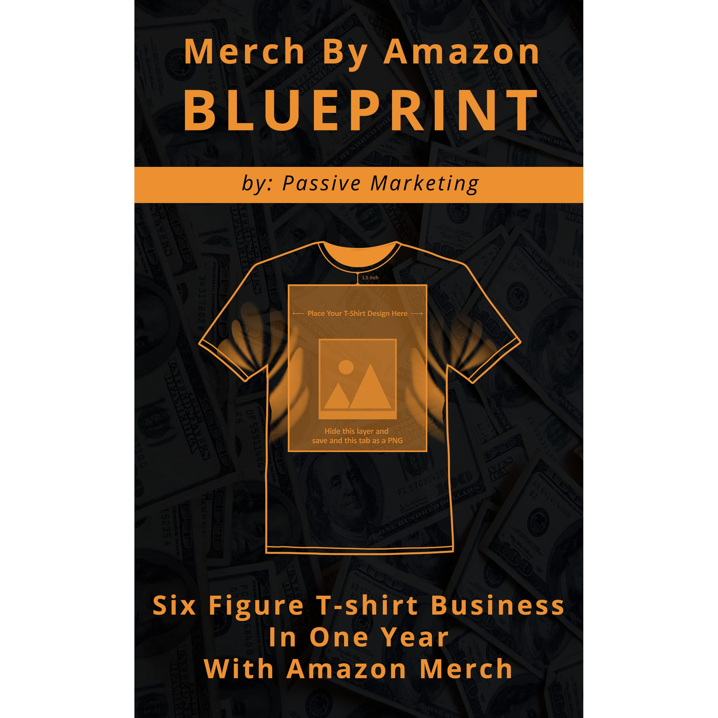 Merch by amazon blueprint six figure t shirt business in one year merch by amazon blueprint six figure t shirt business in one year with amazon merch by passive marketing malvernweather Images