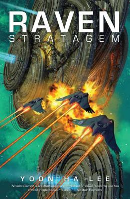 Picture of the cover for Raven Stratagem by Yoon Ha Lee