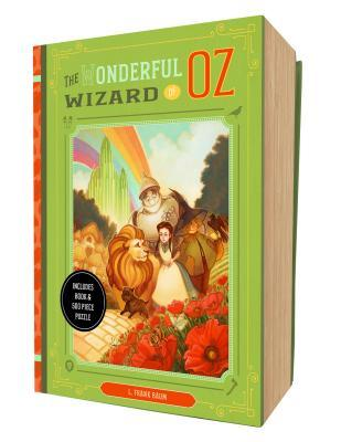 The Wonderful Wizard of Oz Book and Puzzle Box Set by Rebecca Sorge