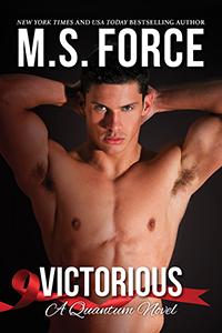 Victorious (Quantum, #3)