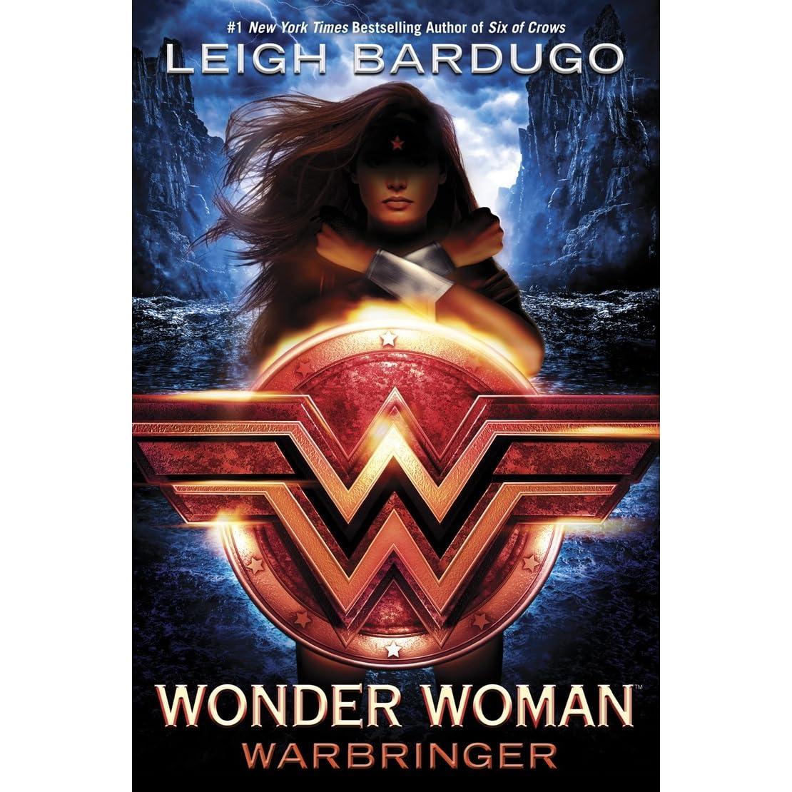 e261e2e21ab7d Wonder Woman: Warbringer (DC Icons, #1) by Leigh Bardugo