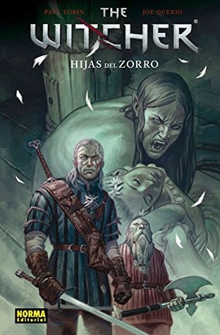 The Witcher by Paul Tobin