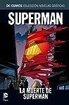 La muerte de Superman by Dan Jurgens