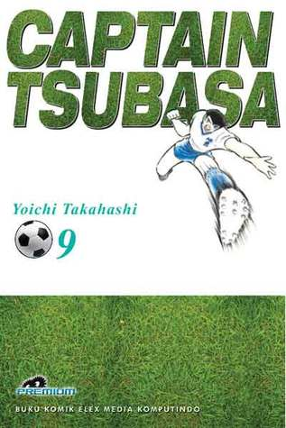 Captain Tsubasa Vol. 9