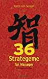 36 Strategeme für Manager Cover
