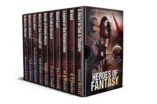 Heroes of Fantasy: 10 Book Fantasy Bundle