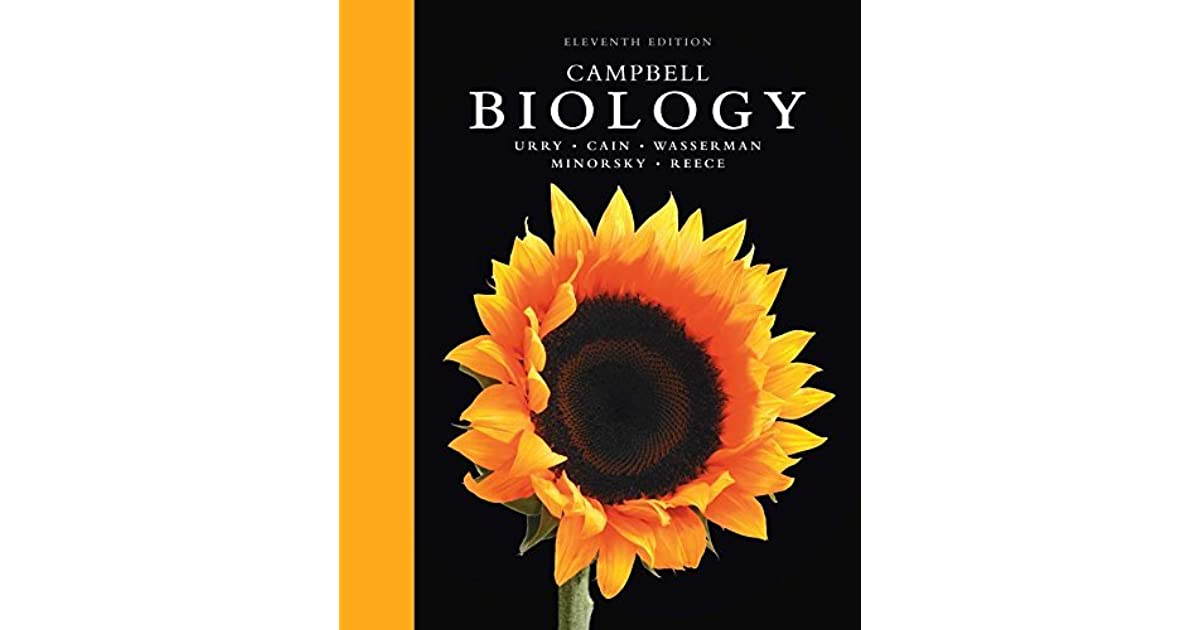 Campbell Biology By Lisa A Urry