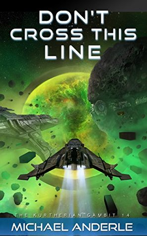 Don't Cross this Line by Michael Anderle