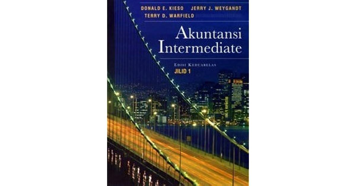 Akuntansi Intermediate Jilid 1 by Donald E  Kieso