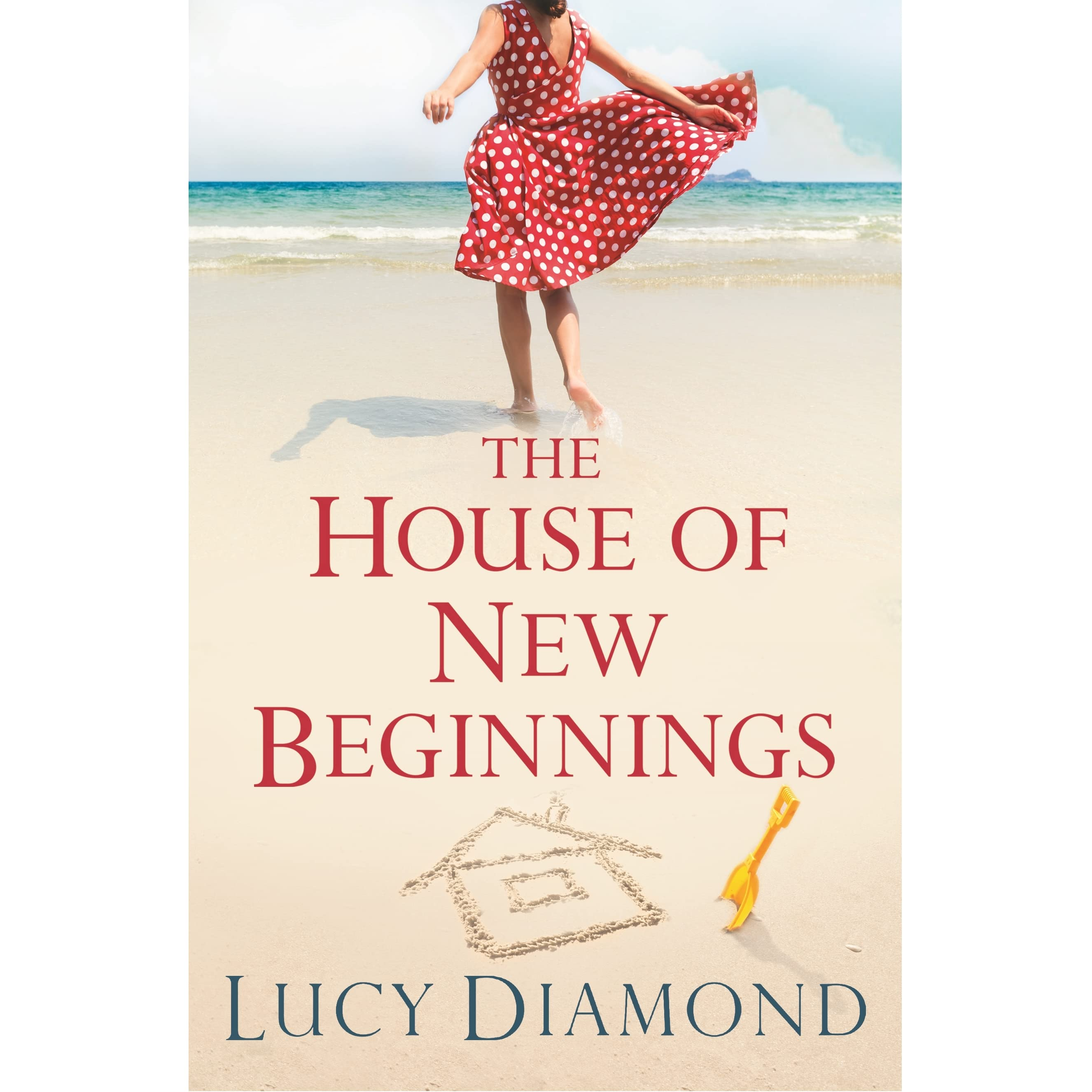Book giveaway for the house of new beginnings by lucy for New home giveaway